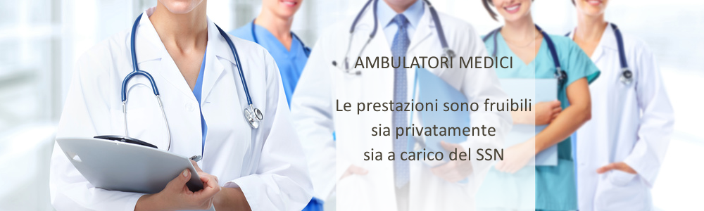 Ambulatori medici